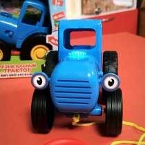 Синий трактор, в Стерлитамаке