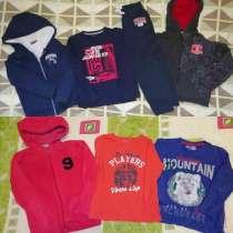 Пакет одежды для мальчика р. 116 в отличном состоянии, в Москве