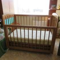 детскую кроватку Лель, в Омске