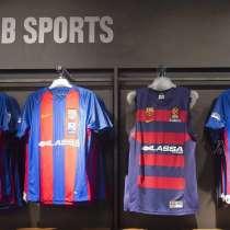 Бесплатно в прошлом сезоне Барселона футбольный клуб Джерси, в Воскресенском