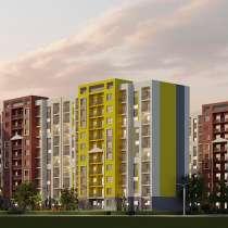 Продается 2-комнатная квартира, 52 м2 в ЖК Теремки2, в г.Алматы