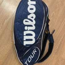 Теннисная сумка Wilson, в Москве