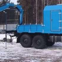 Продам ПРМ, Арок, КАМАЗ-43118,2013 г/в с КМУ, в Оренбурге