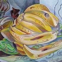 Картина Бананы(графика), в Саратове