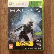 Диск на Xbox 360 HALO 4 (Эксклюзив, 2 диска), в Санкт-Петербурге