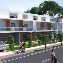 Квартира в новом роскошком комплексе у моря. Северный Кипр, в г.Фамагуста
