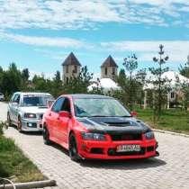Продаю Mitsubishi Evolution, 2002 г, седан, объём 2, цвет кр, в г.Бишкек