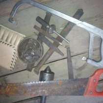 Металло и дерево режущий инструмент разный, в Чите