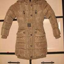 Зимнее пальто для девочки 8-11 лет Польша, в Москве