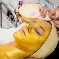 Стимулирующая процедура с золотой маской, в г.Астана