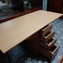 Стол-книжка с встроеными ящиками цена 5000руб, в Салавате
