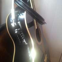 Продаю новую гитару электроакустическую, в Москве