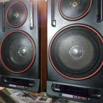 Двухполосные аудиоколонки, в Дубне