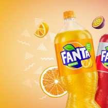 Напиток газированный Фанта мелким оптом в Иркутске, в Иркутске