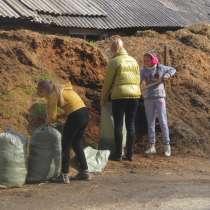 Конский навоз недорого в Костроме, в Костроме