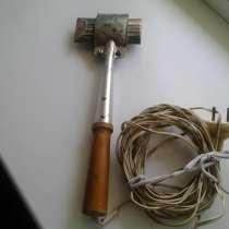 Паяльник электрический, массивный, в Нововоронеже