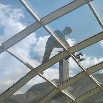 Алюминиевые и ПВХ окна, двери, витражи, входные группы, в г.Астана