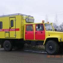 Автомобиль Аварийная газовая мастерская с двухрядной ГАЗ 33, в Нижневартовске