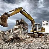 Демонтаж стен, в Ангарске
