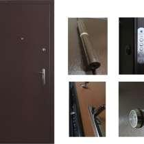 Крепкие металлические двери любых видов и размеров, в Уфе