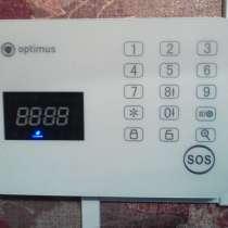 Монтаж систем беспроводной GSM сигнализации, в г.Минск