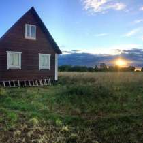 Ильмень. Продажа нового дома с участком 33 сотки, в Санкт-Петербурге