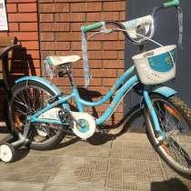 Детский велосипед для девочки, в Москве