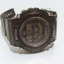 Часы спортивные электронные FADSPR типа G-SHOCK, в Москве
