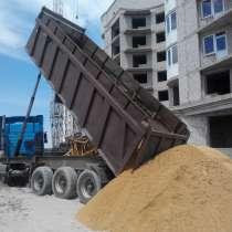 Песок Вознесенский от 25 тонн, в г.Николаев