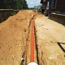 Модернизация существующей канализации, в г.Минск