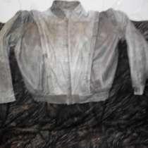 Продается кожаная куртка, в г.Донецк