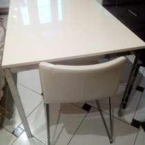 Обеденный стол с 4 стульями, в Долгопрудном