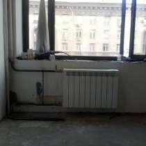 Замена радиаторов и полотенчиков, в Москве