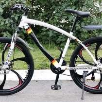 Велосипед на литых дисках BMW M-Power, в г.Минск