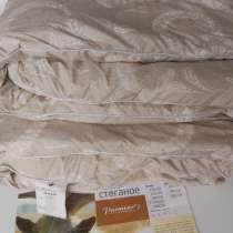 Одеяло 2-х спальное Зимнее Козий пух, в Москве