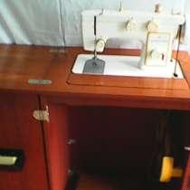 Ножная многофункцианальная швейная машинка, в г.Баку
