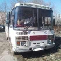 автобус пригородный ПАЗ 4234, в Самаре