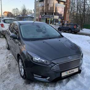 Ford Focus 1.5 EcoBoost AT Titanium, в Архангельске