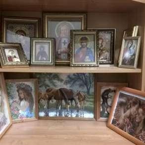 Картины из бисера и мулине, в Екатеринбурге