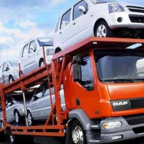 Перевозка автомобилей автовозами, в Иркутске