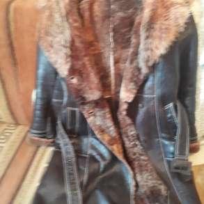 Дубленка Женская импортная кожаная, в Сызрани