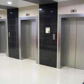 Обрамление лифтового портала, в Перми