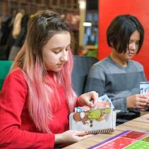 Курсы Финансовая грамотность детям 9+ Just Cashflow в Астане, в г.Астана