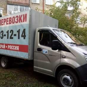 Грузоперевозки быстро, бережно, надёжно, в Перми