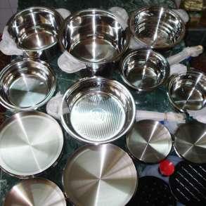 Набор посуды Zepter из 17 предметов, в Владивостоке