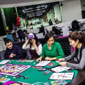 CASHFLOW - Денежный поток бизнес игра Р.ККийосаки Астана Жми, в г.Астана
