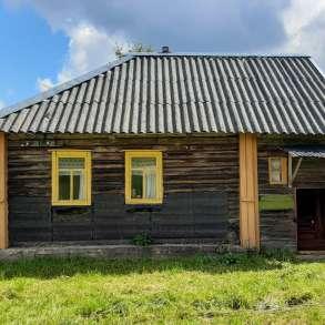 Добротный крепкий домик с хоз-вом и баней, 15 соток земли, в Пскове