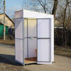 Туалет Дилпи для дачи, в Куровском