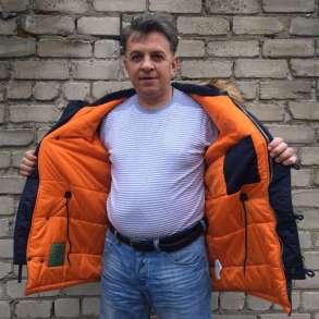 Аляска Alpha Industries N3-B slim fit оригинал, в Воронеже