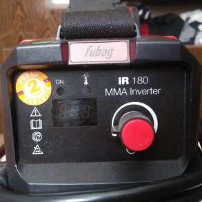 Инвертор сварочный Fubag (IR 180) - продаю своё, в Москве